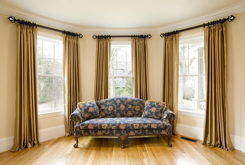 Карнизы окна шторы дизайн